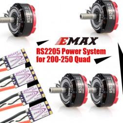 پک EMAX RS2205S RaceSpec Motor (With Bullet 30A Combo)