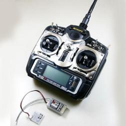 رادیو کنترل 7 کانال مدل JR XG7