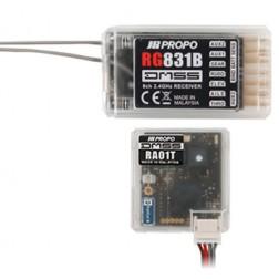رادیو کنترل گیرنده JR RG831B