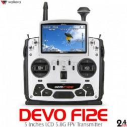 رادیو کنترل Walkera DEVO F12E