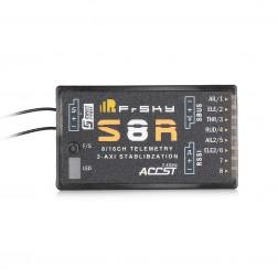 گیرنده S8R frsky