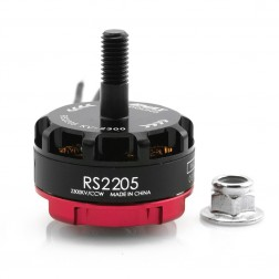 موتور براشلس  RS 2205/2300kv RaceSpec
