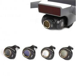 فیلتر های لنز MCUV, CPL, ND4, ND8 برای SPARK