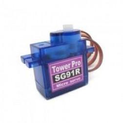 ميكرو سروو 9 گرمي SG 91R