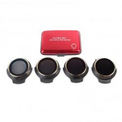 فیلتر های لنز MCUV, CPL, ND4, ND8 برای MAVIC PRO