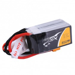 باتری 850mAh 14.8V 75C 4S1P for FPV
