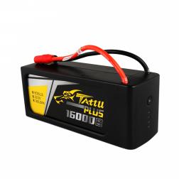 باتری هوشمند 16000mAh plus 15C 22.2v 6S1P