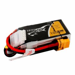 باتری Tattu 1050mAh 14.8V 75C