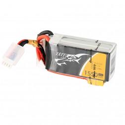 باتری TATTU 1550mAh 14.8V 75C