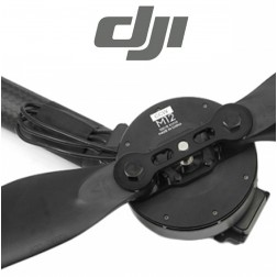 DJI E7000pro M12 موتور براشلس+اسپیدکنترل+ملخ+پایه موتور+بازو