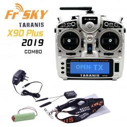 راديو كنترل 16 كانال FRSKY TARANIS X9D Plus 2019