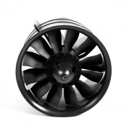 داکتد فن POWERFAN 90mm 12 Blades EDF بدون موتور