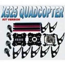 فریم آلومینیومی كواد كوپتر مدل X525